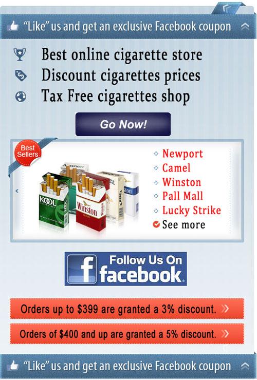 Florida native American cigarettes Marlboro